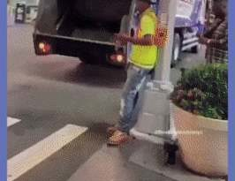 Keeping the streets clean